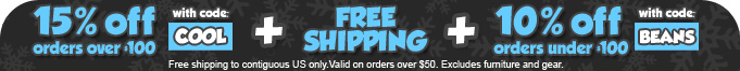 Free Shipping on USA apparel orders over $99 and Free Returns when you return for store credit on every USA order