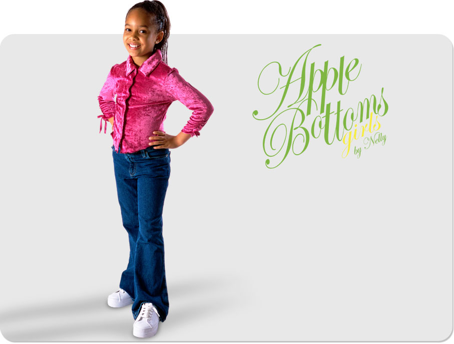 Apple Bottoms Styles from Cookie's Kids