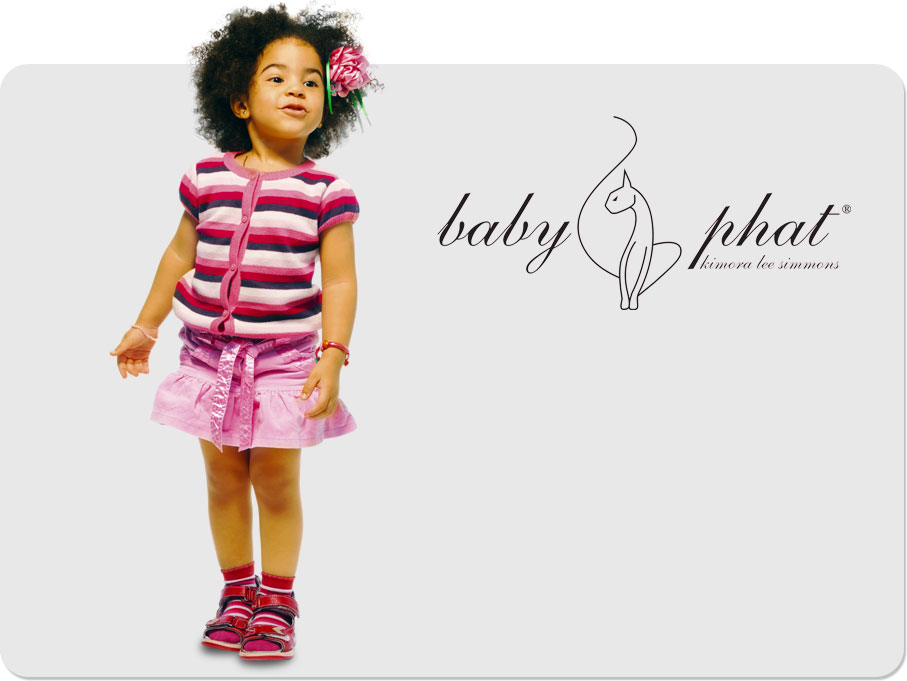Baby Phat Kids: Baby Phat Girls and Infant Clothes