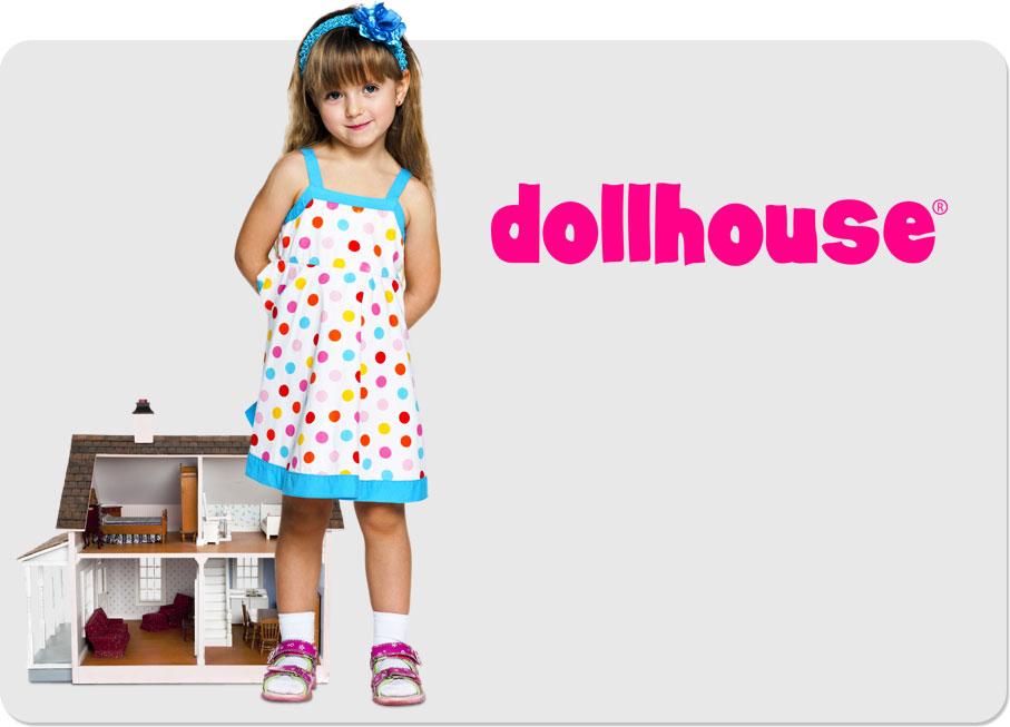 Clothing stores online Dollhouse clothing store