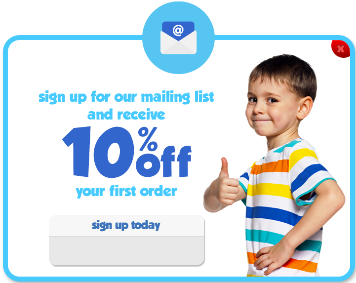 Cookies Kids Mailing List