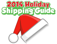 Holiday Shipping Guid