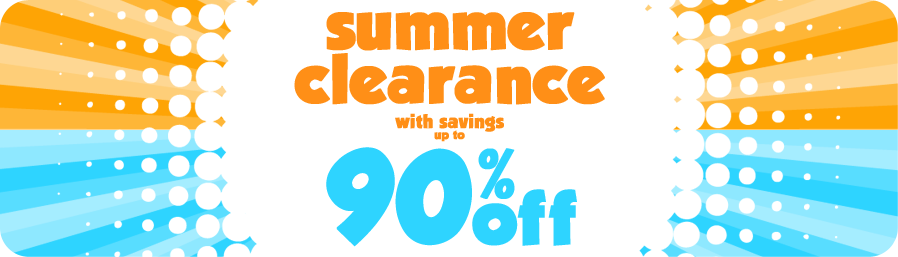 Cookie's Kids Summer Clearance! Up to 90% off.
