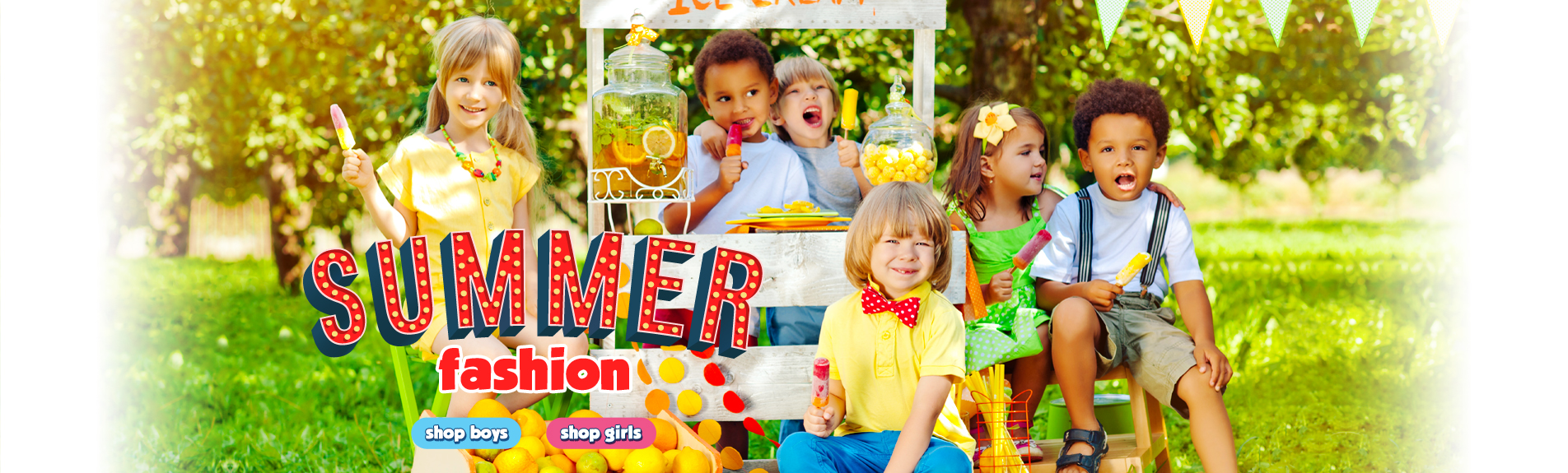 Shop Summer Fashion