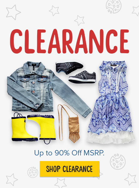 Clearance Image