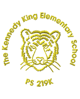 The Kennedy King Elementary School Logo