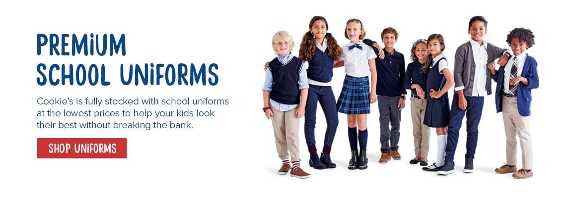 HANDICAPPED CHILDRENS SCHOOL UNIFORMS WHOLESALE
