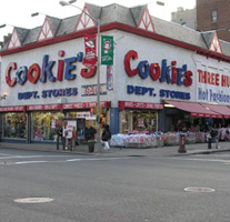 Brooklyn Flatbush Ave. Cookies Store