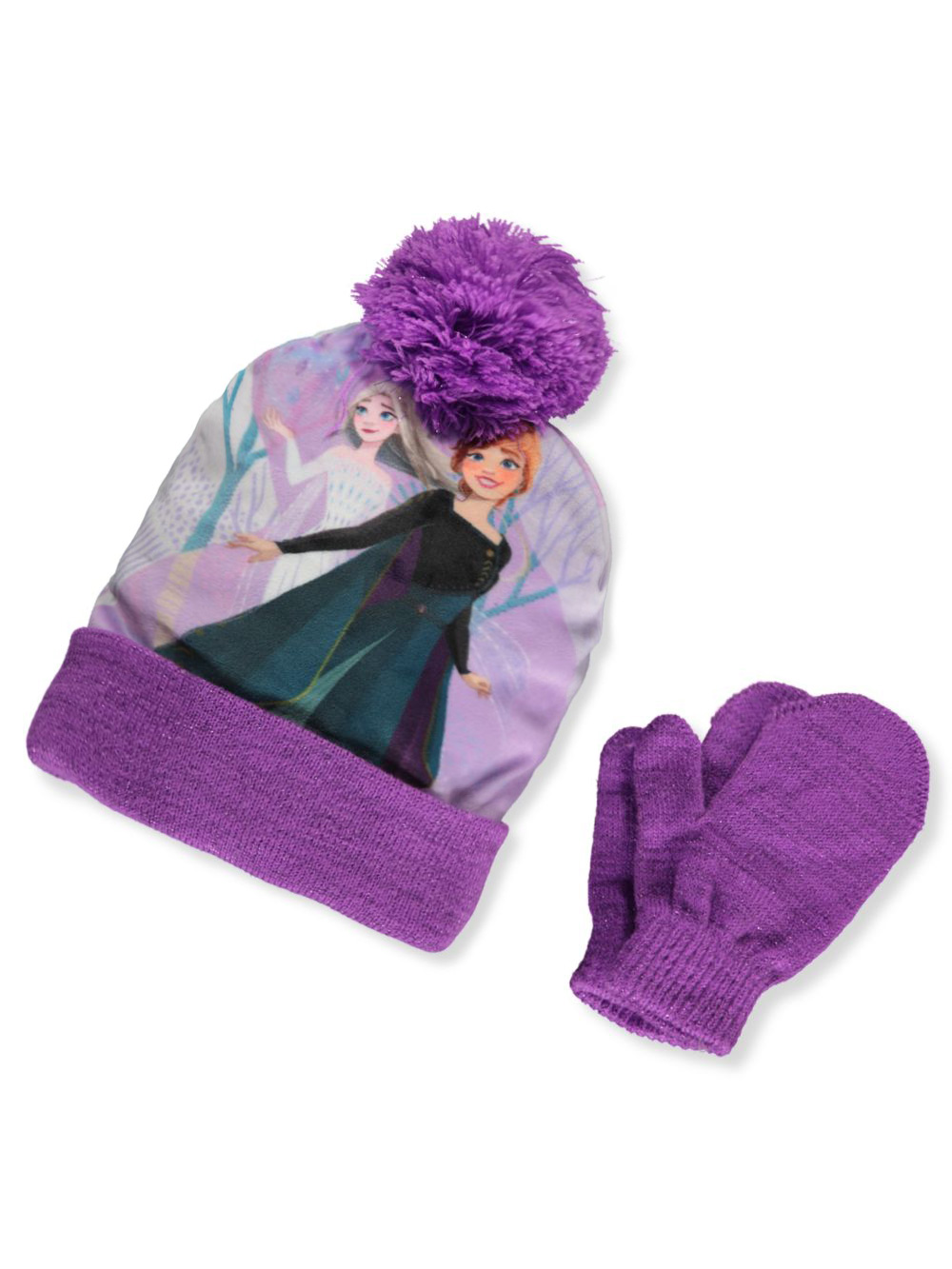 Purple Cold Weather Accessories