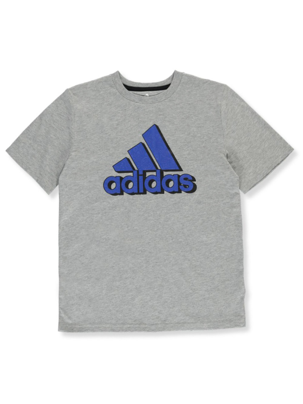 T-Shirts Textured Logo Graphic