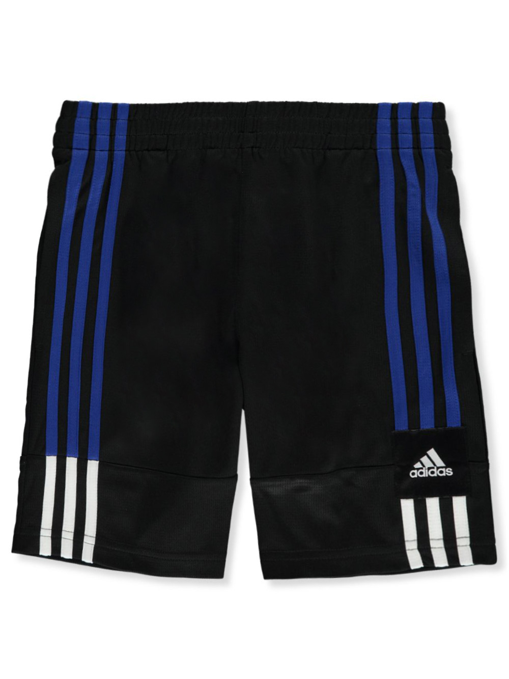 Boys' Performance Mesh Triple Stripe Shorts