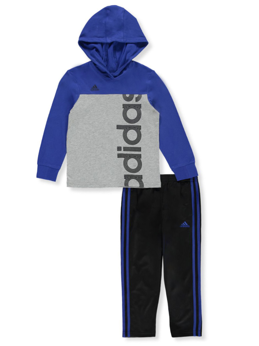 Boys' Paneled 2-Piece Joggers Set Outfit