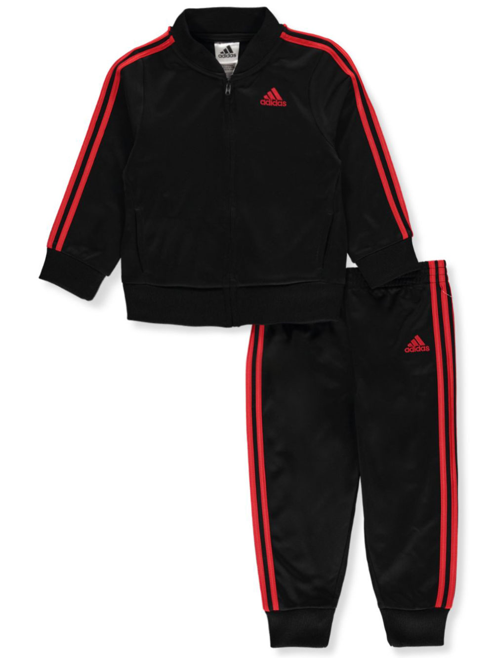 Boys Black Active Sets