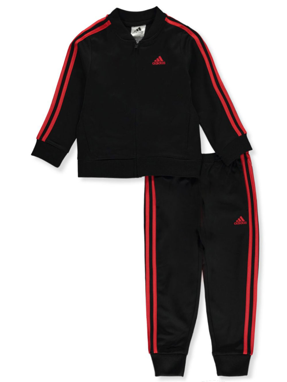 Boys' 2-Piece Tricot Track Suit