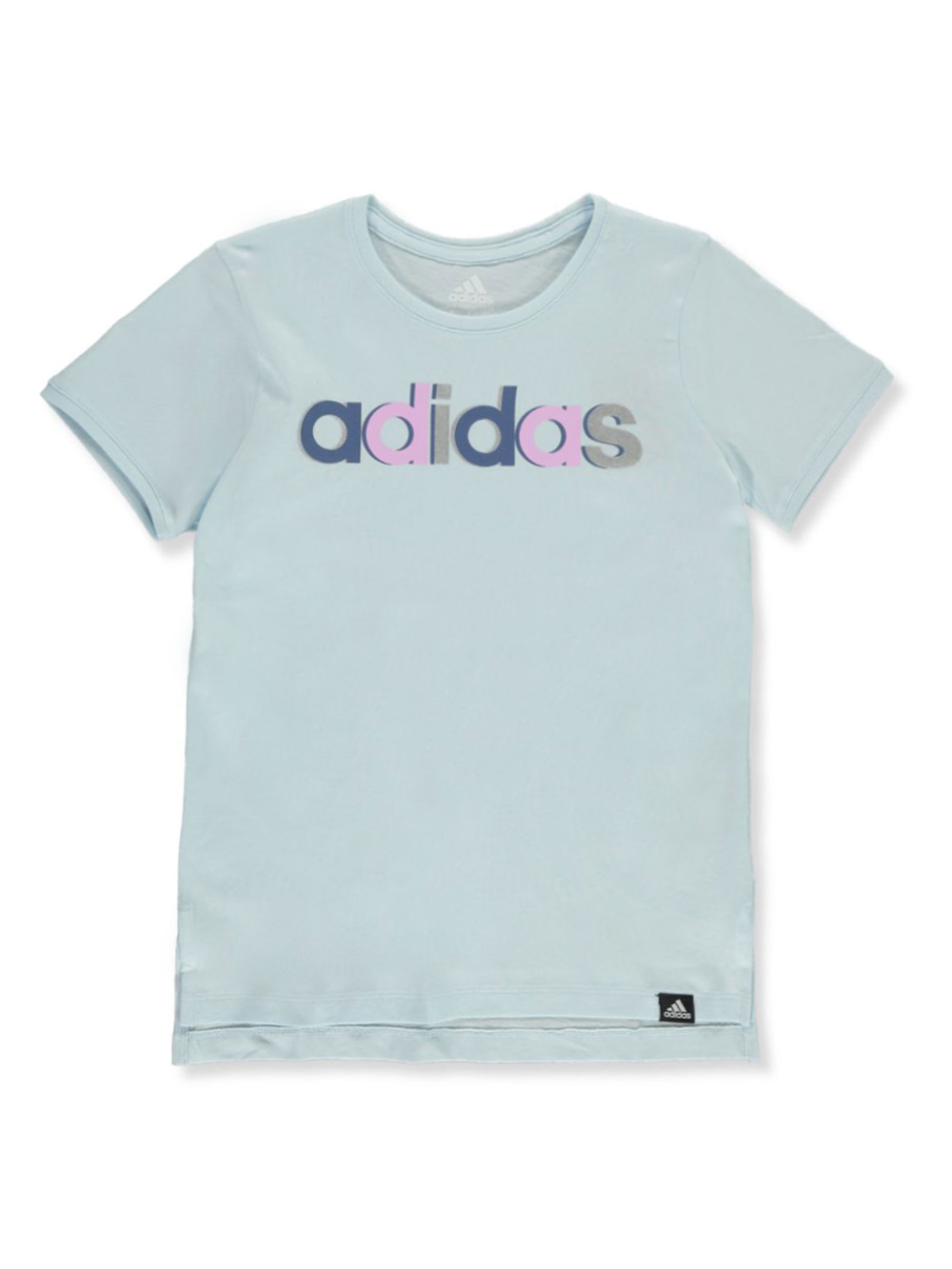 Girls Medium Blue T-Shirts
