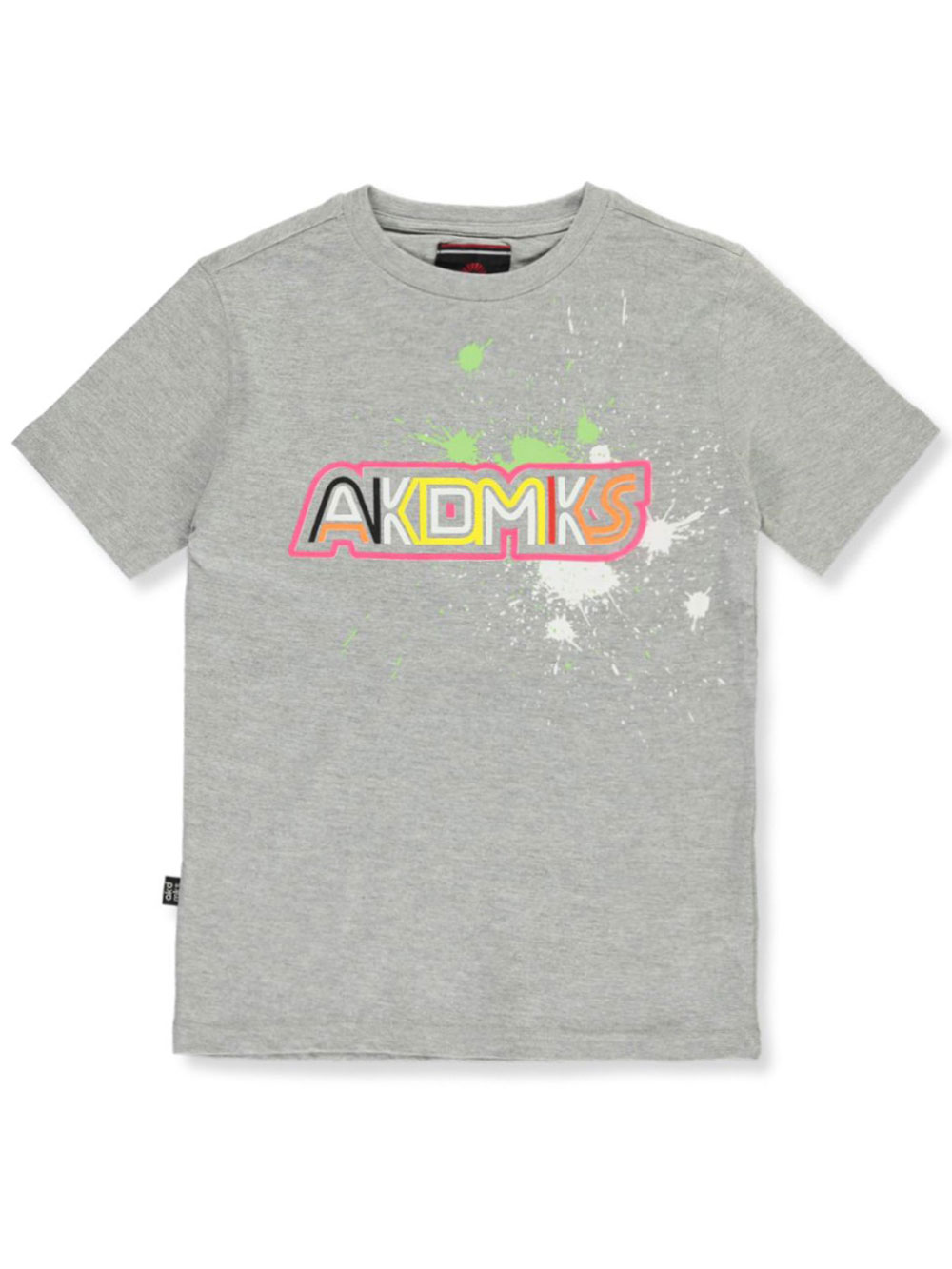 Boys' Paint Splatter T-Shirt