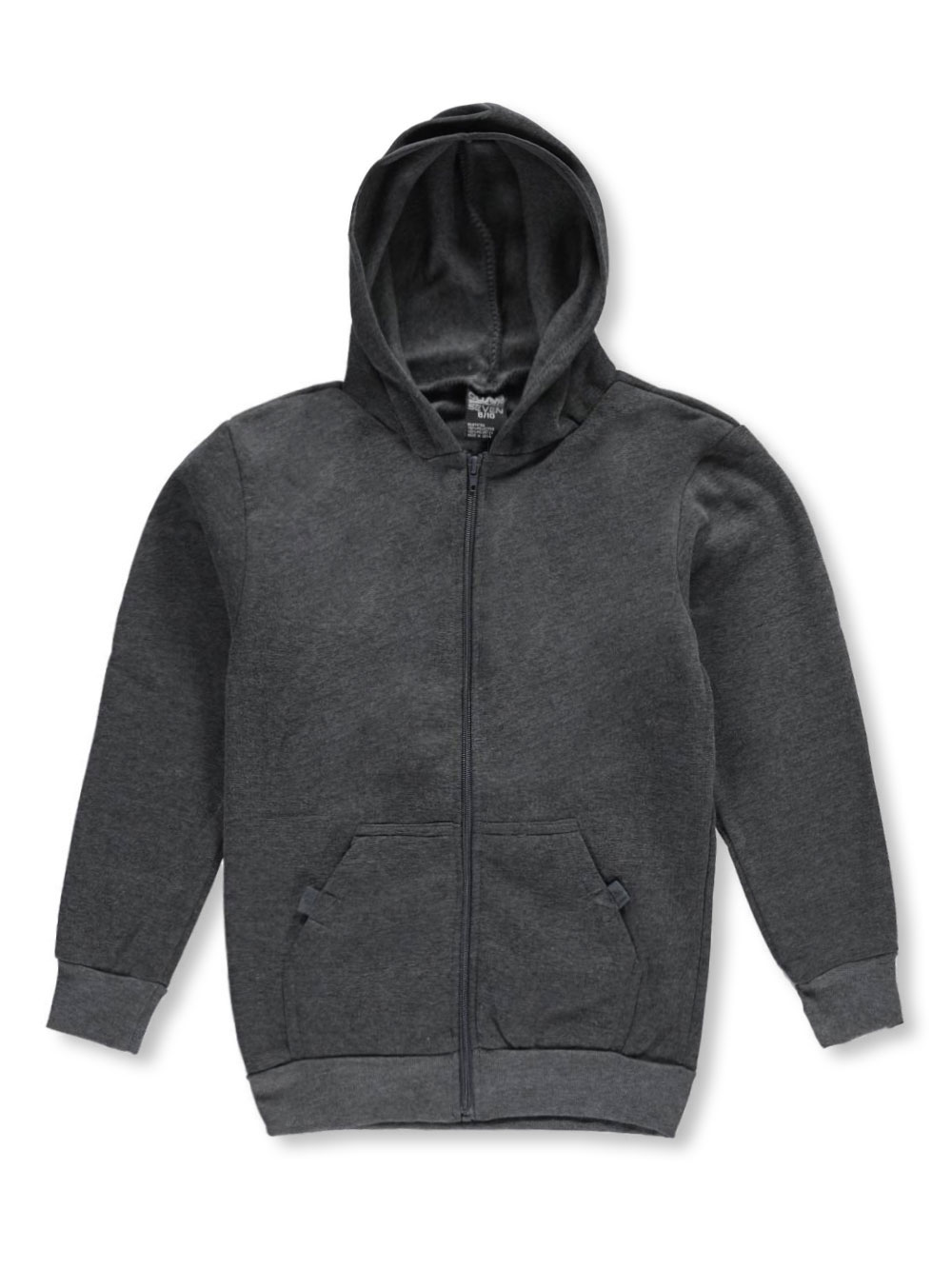 Boys Charcoal Hoodies