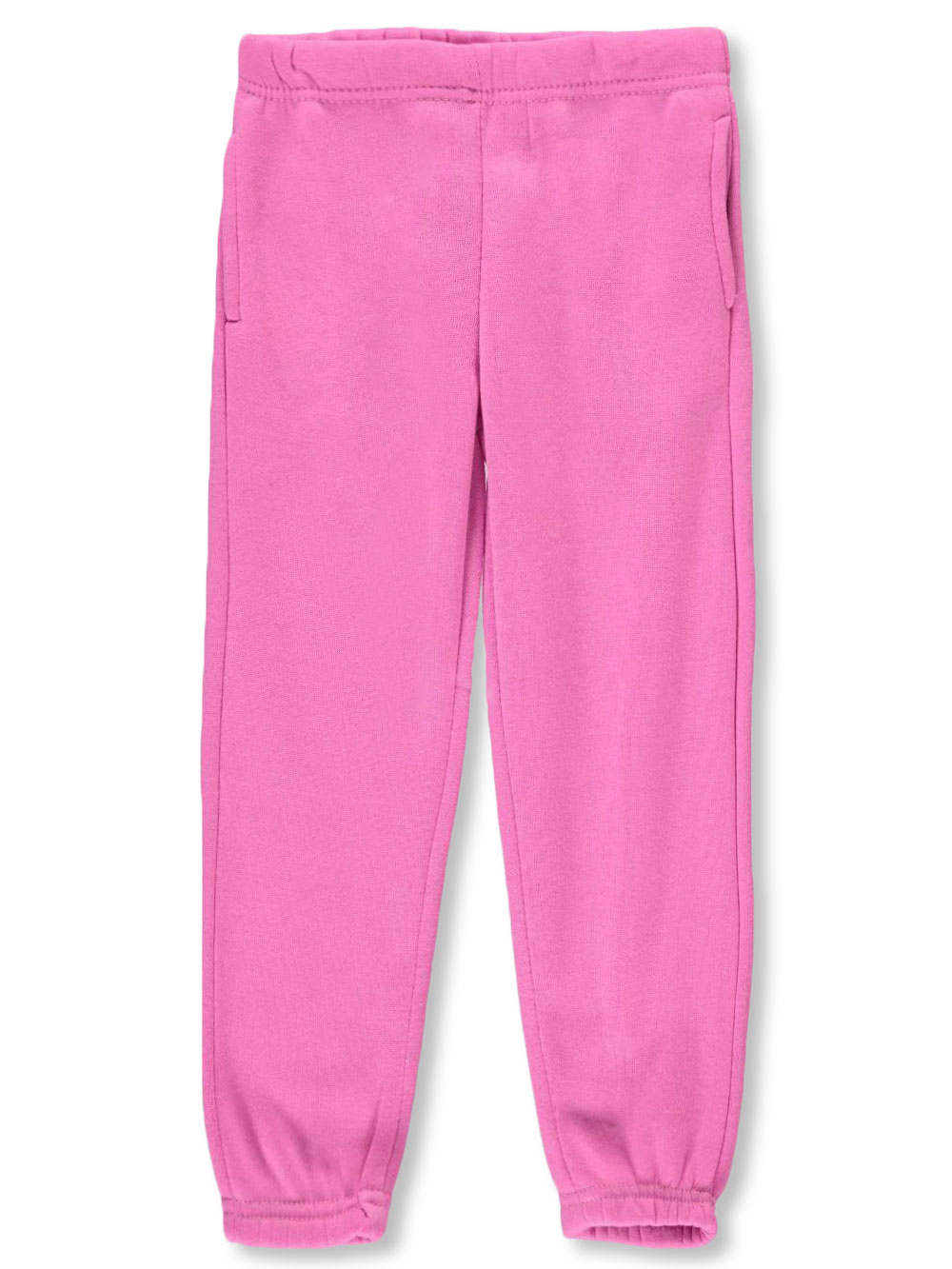 Girls Pink Sweatpants and Joggers