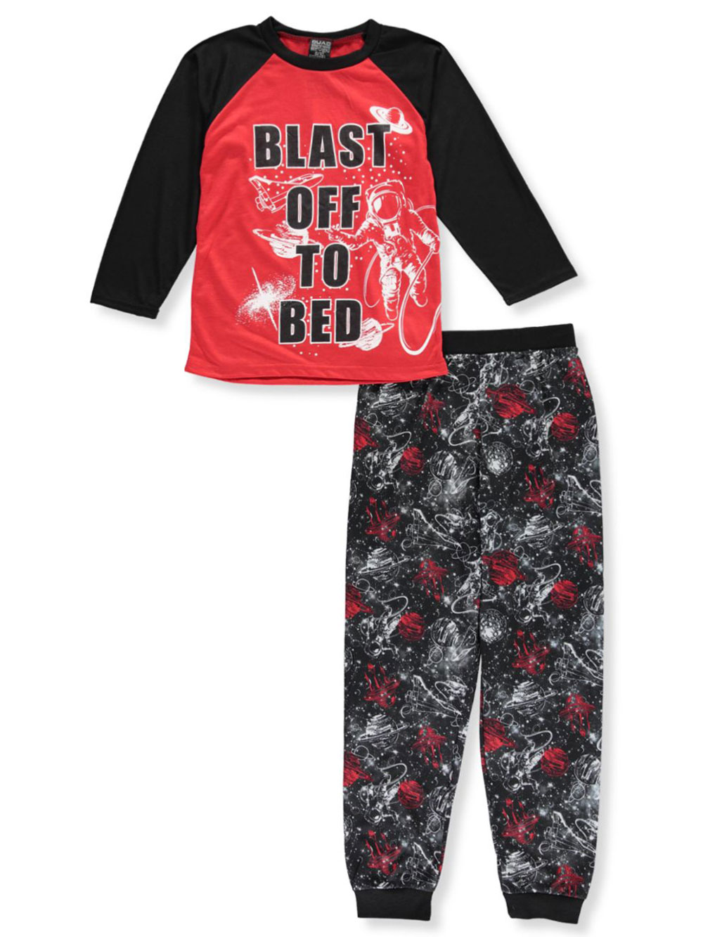 Black/multi Sleepwear