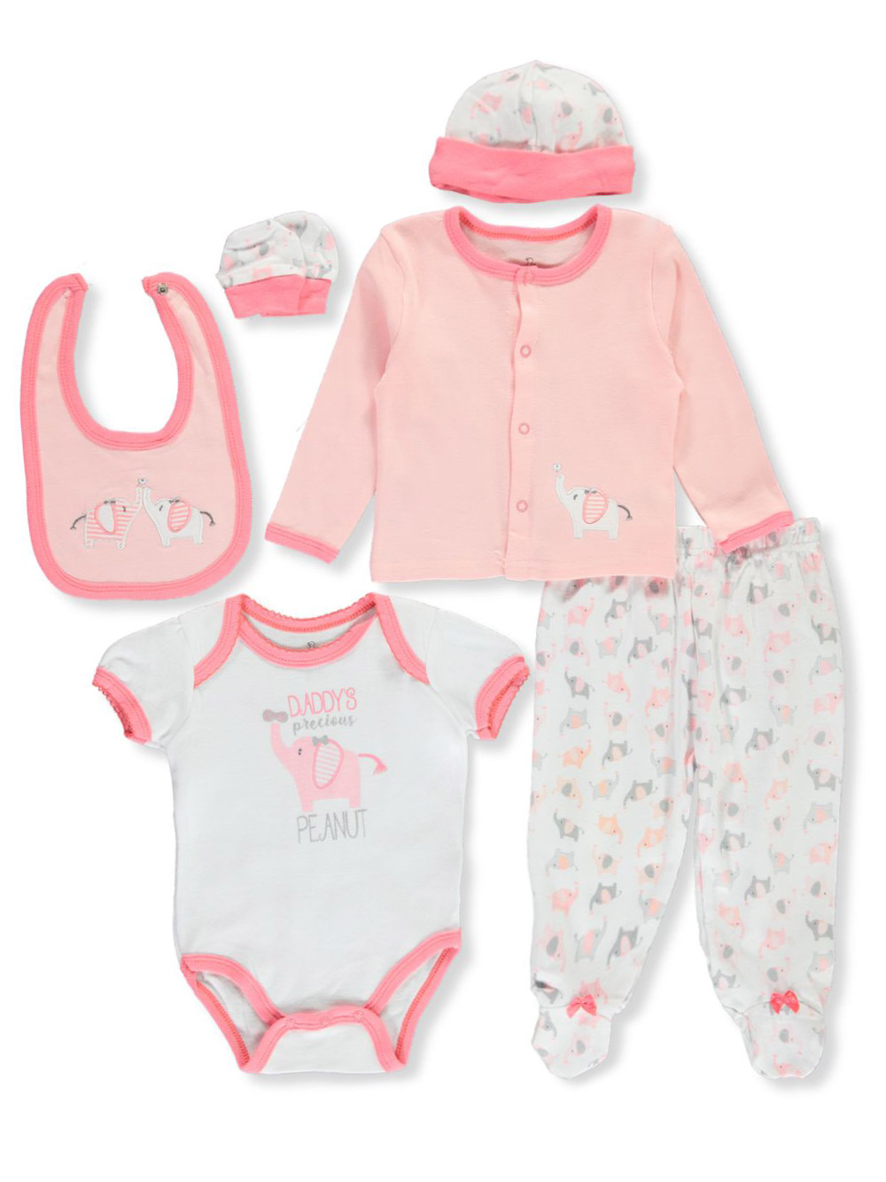 Gift Sets 8-Piece Layette Set