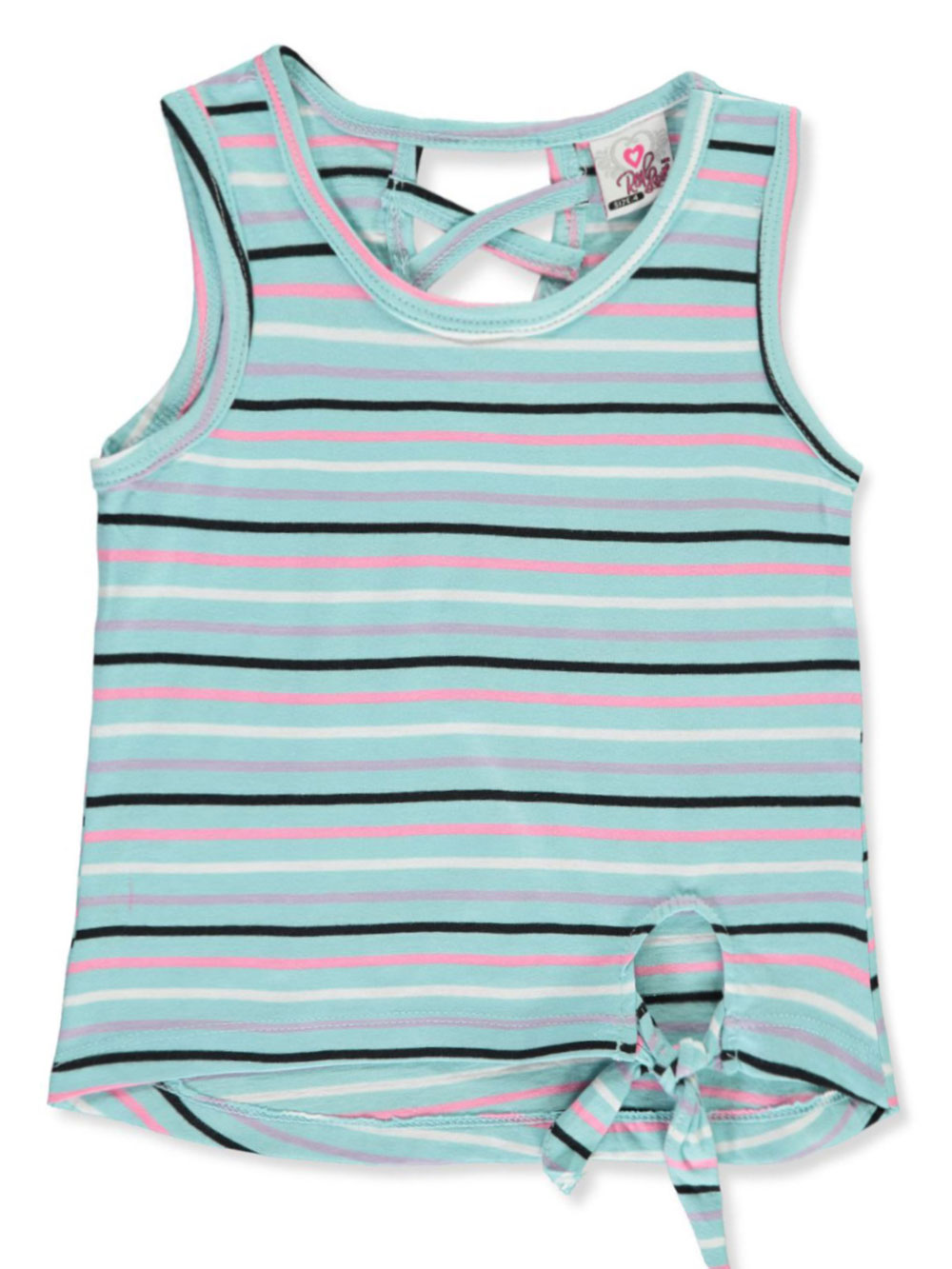 Girls' Stripe Tank Top