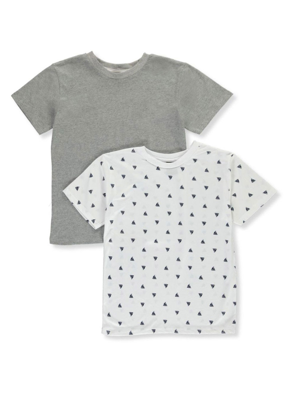 Boys Blue and White T-Shirts