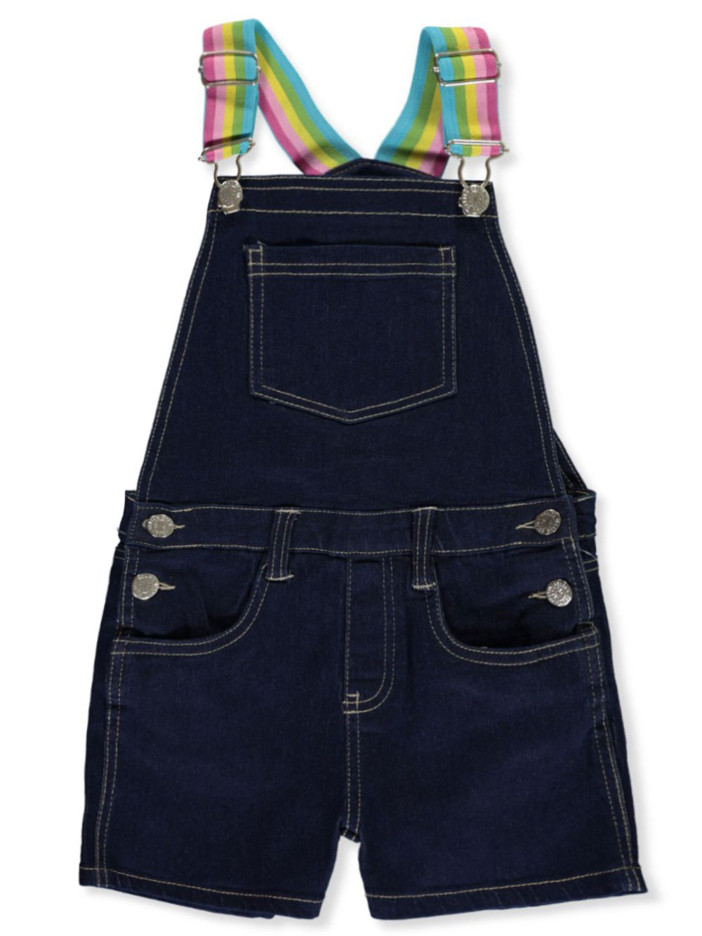 Dark Denim Overalls and Jumpers