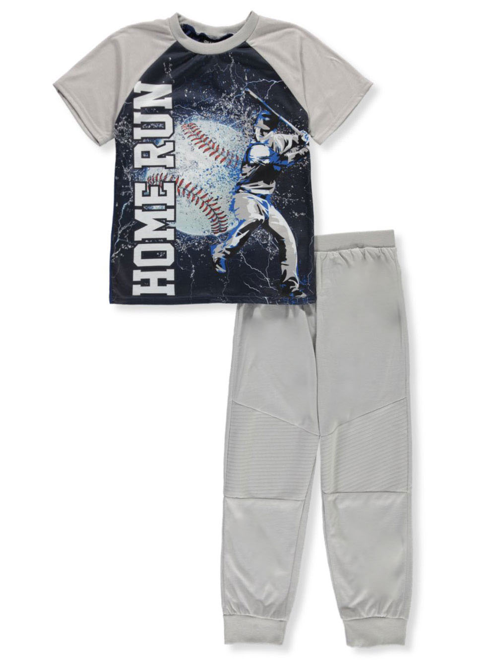 Boys' Home Run 2-Piece Pajamas