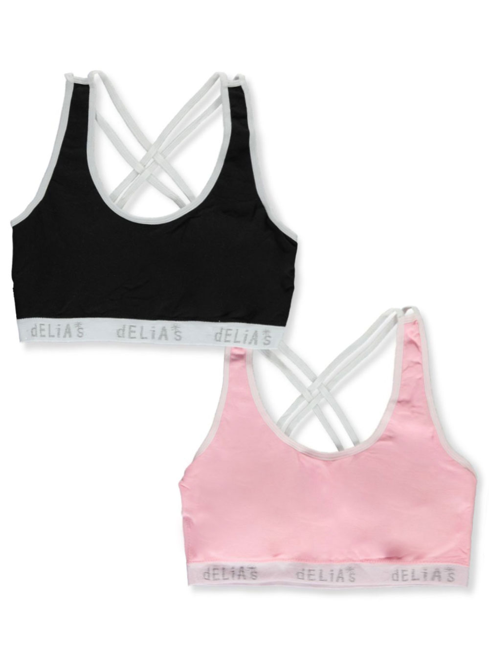 Training Bras 2-Pack Sports Bras