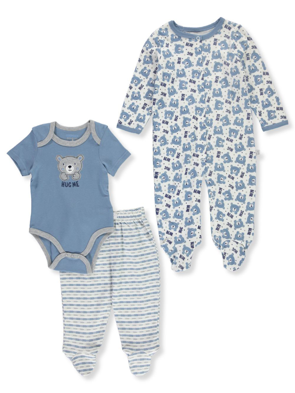 Baby Boys' 9-piece Layette Set