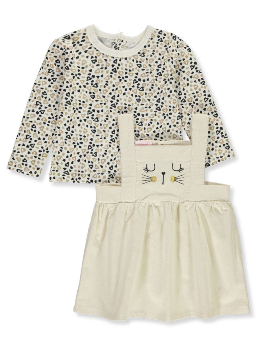 Casual Dresses 2-Piece Jumper Set Outfit