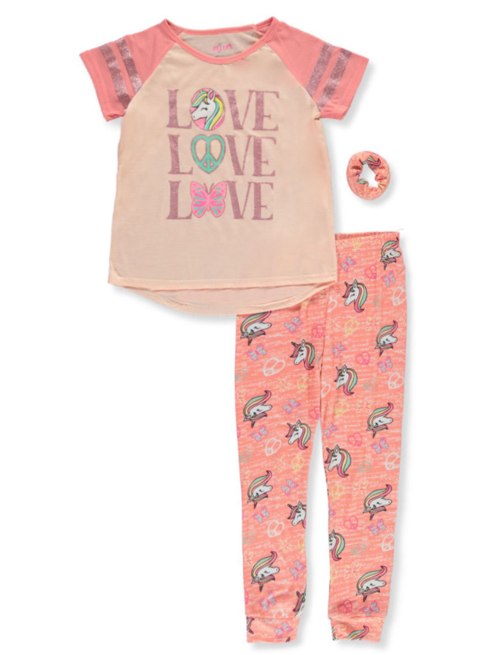 Size 5 Pajamas for Girls