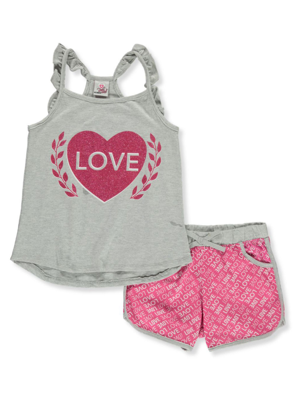 Size 14-16 Short Sets for Girls