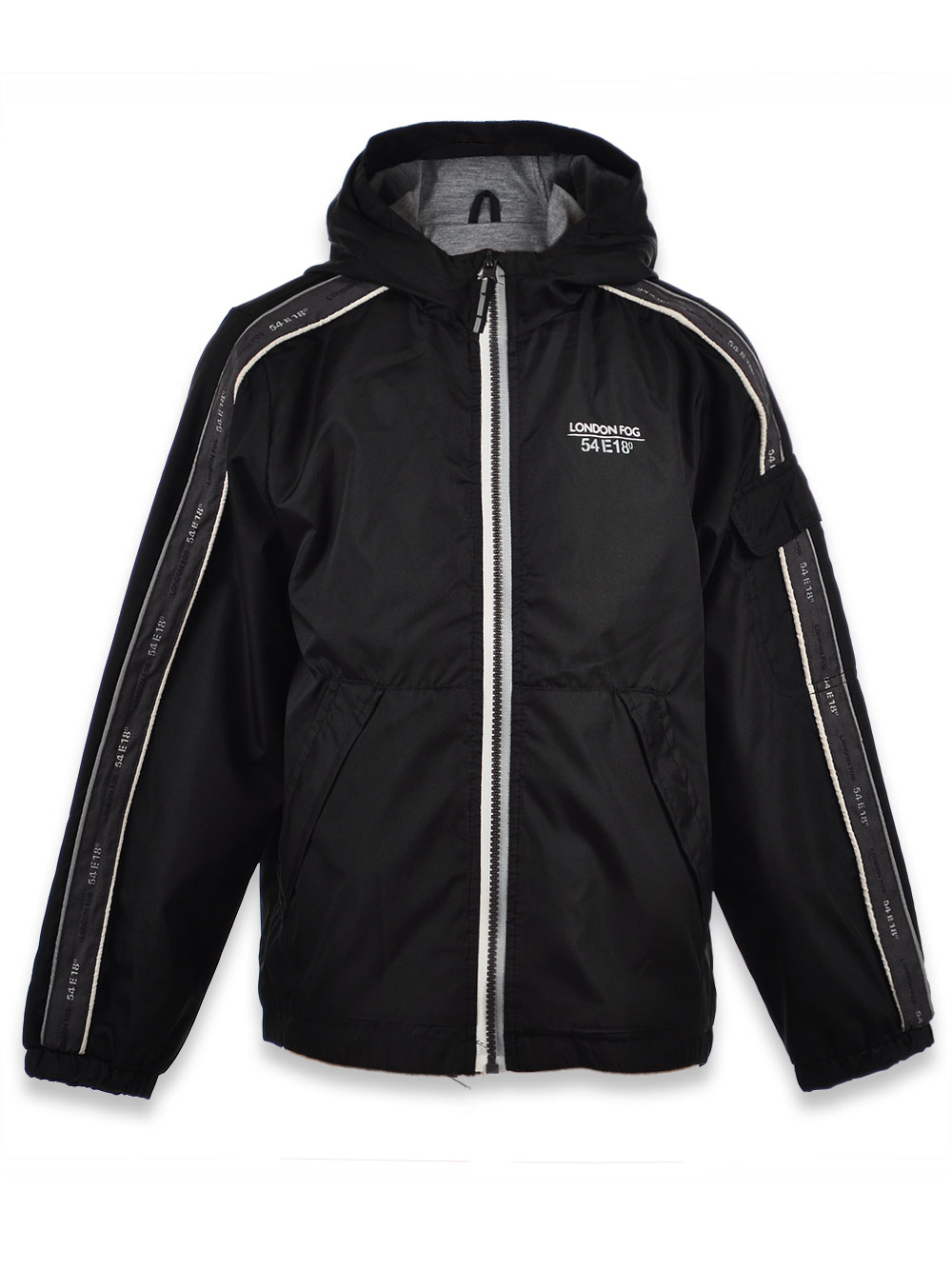 Jackets Hooded Windbreaker