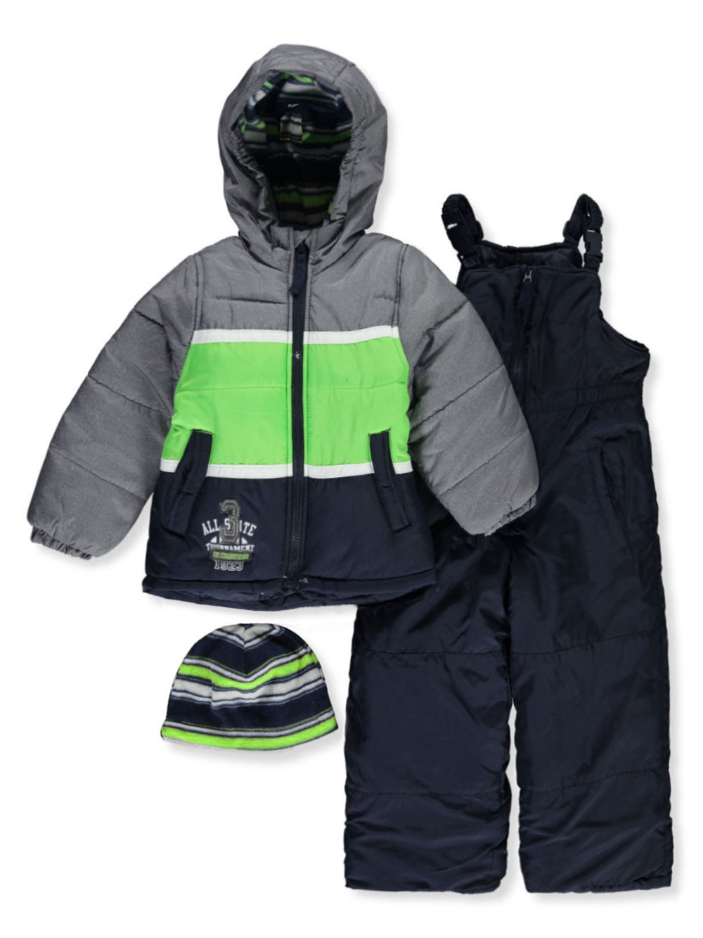 Boys' All State 3-Piece Snowsuit