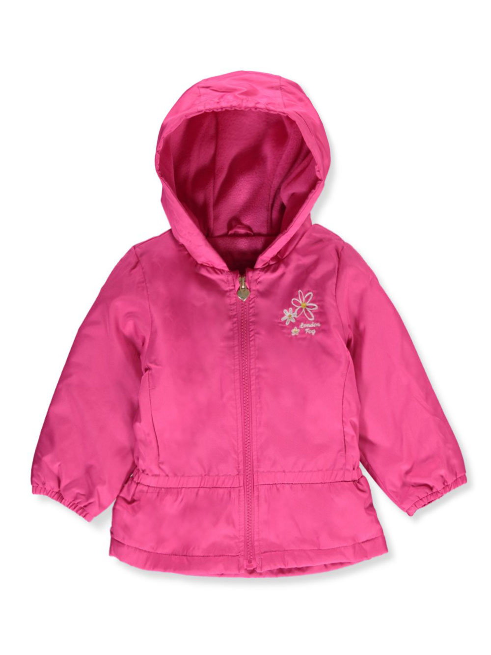 Girls Fuchsia Jackets