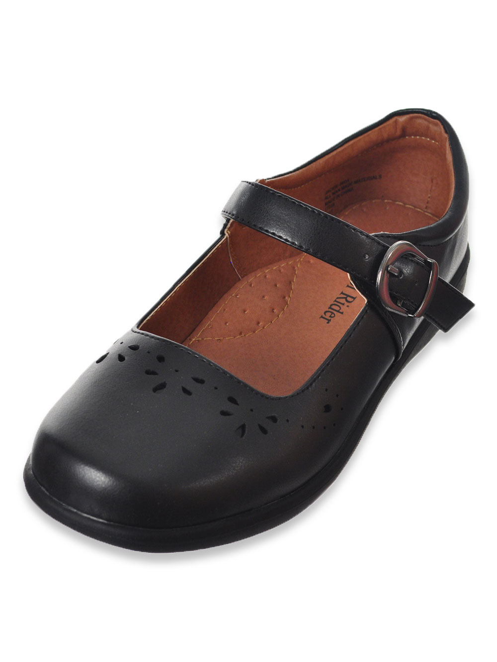 Girls' Teardrop Mary Janes
