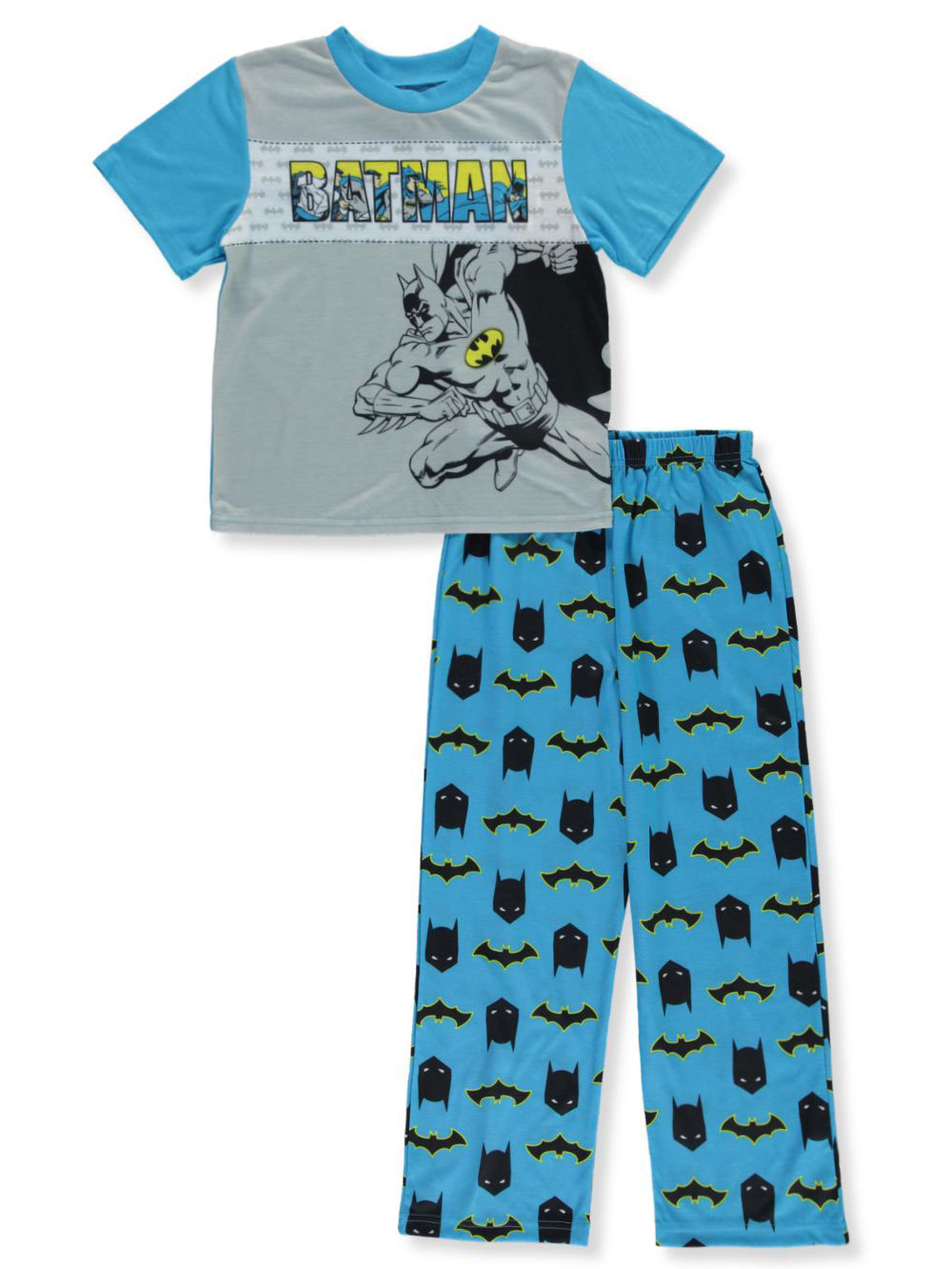 Boys Blue/gray Sleepwear