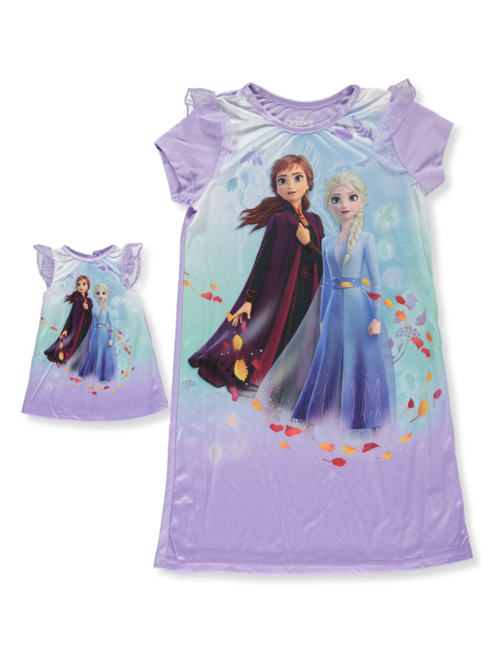 Girls Fashion Nightgown