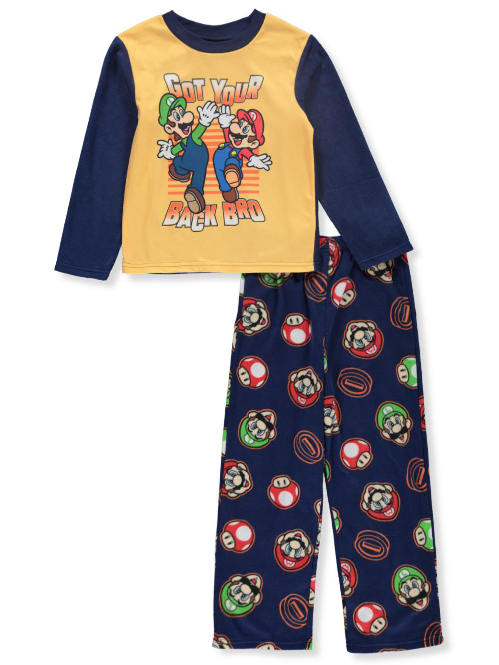 Super Mario Sleepwear