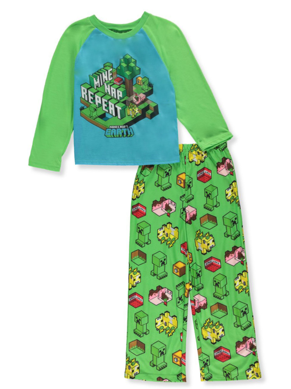Minecraft Sleepwear