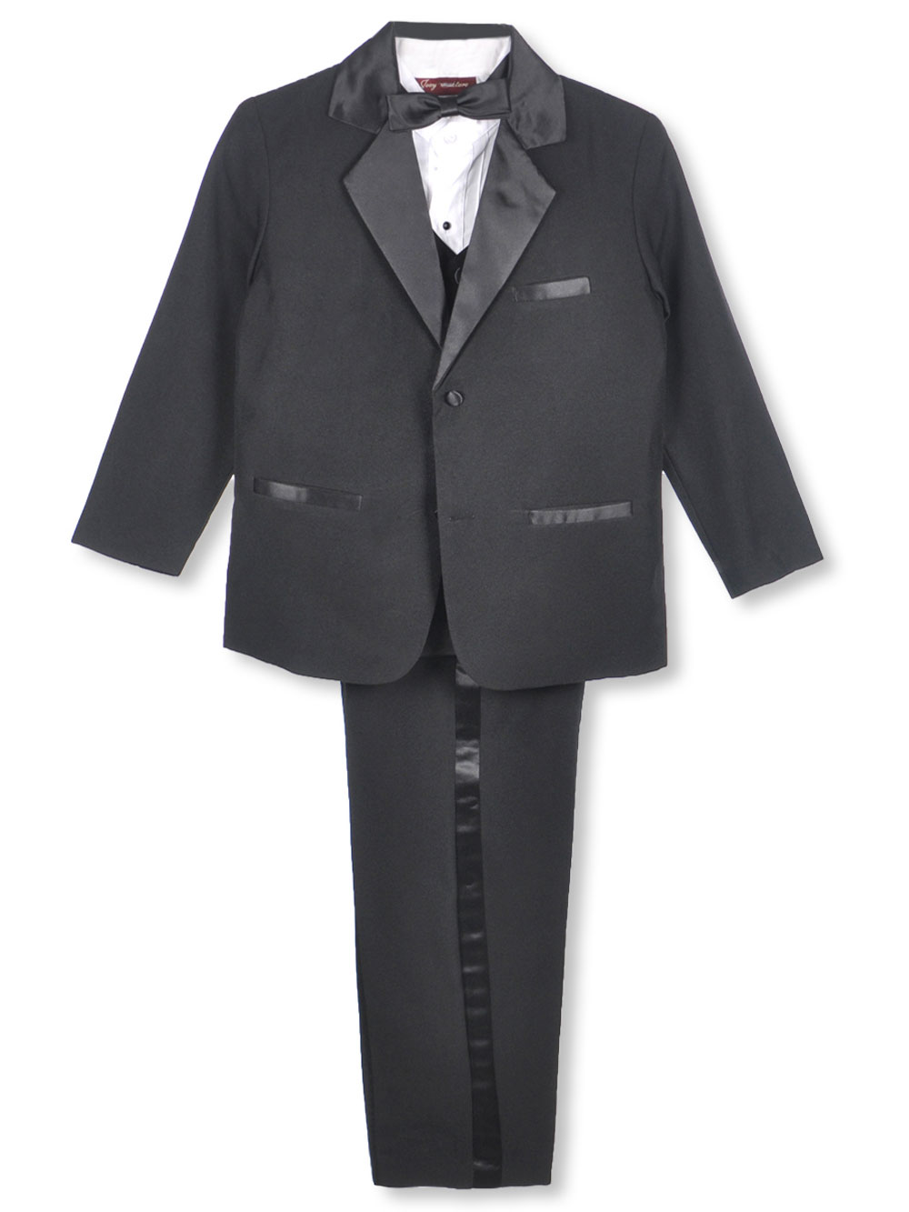 Little Boys' 5-Piece Tuxedo