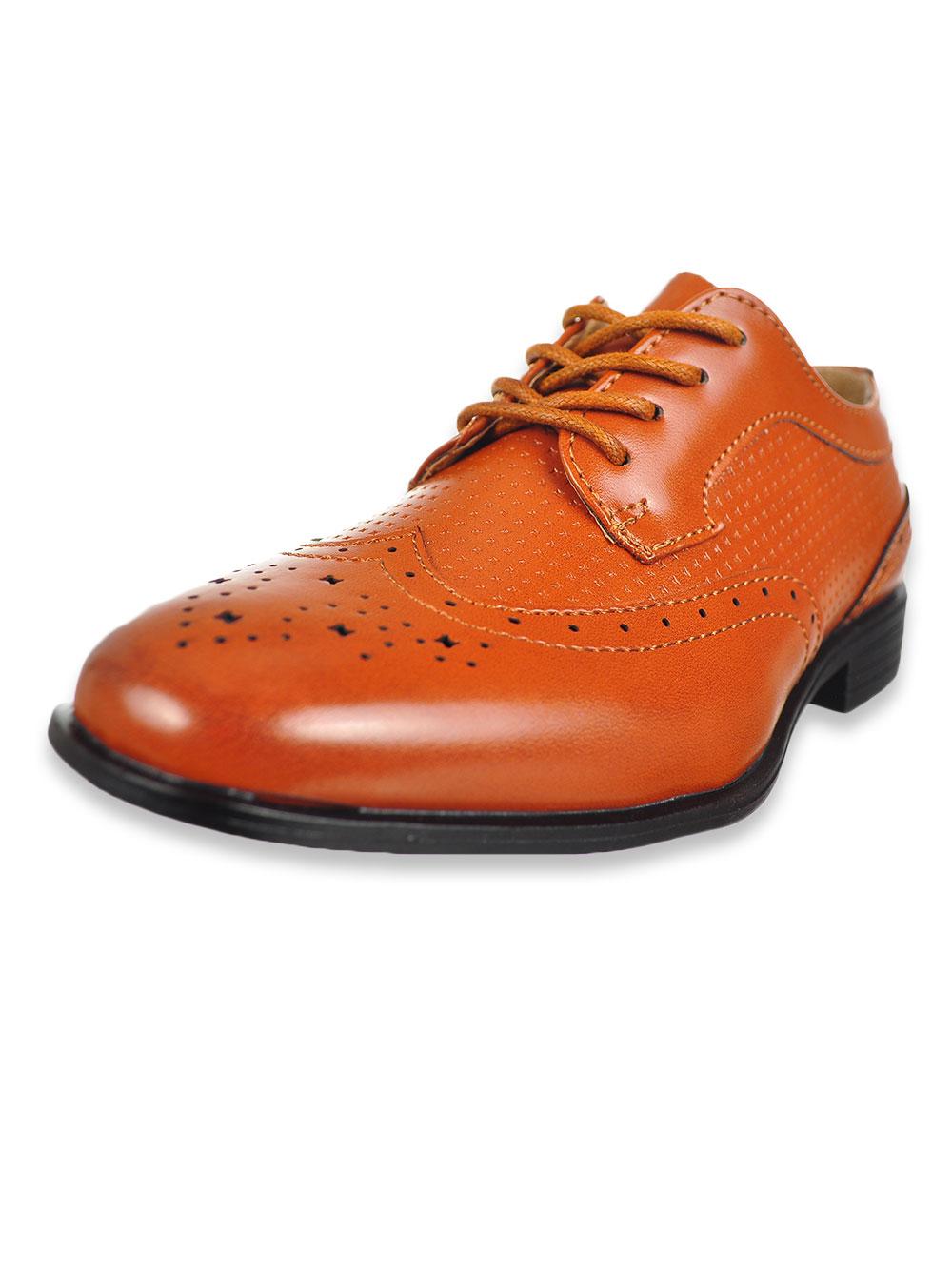Jodano Collection Boys Dress Shoes