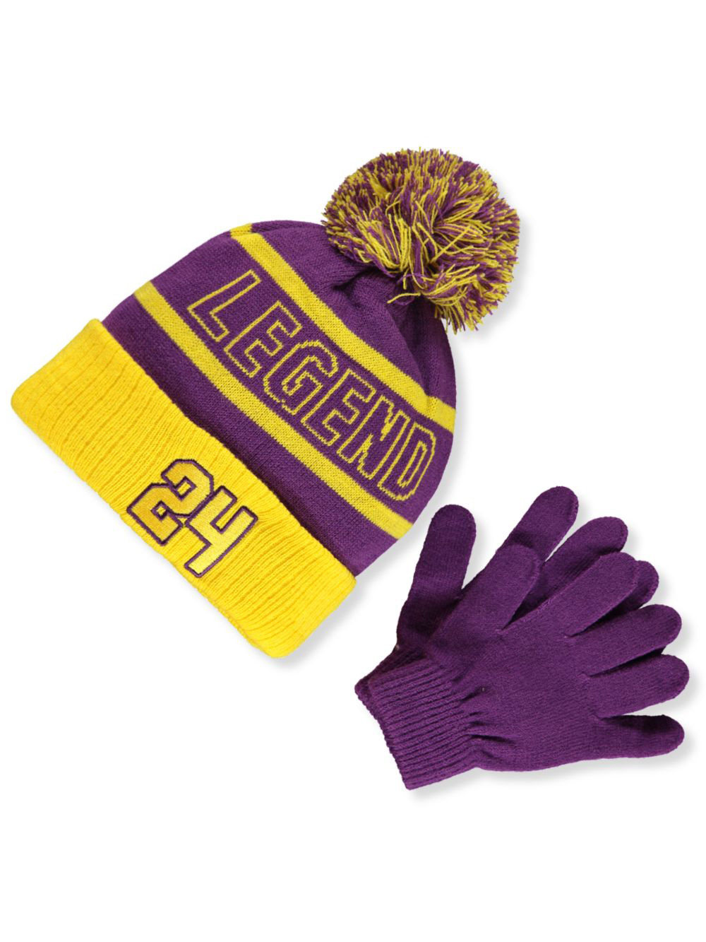 Boys' Legend Beanie and Gloves Set