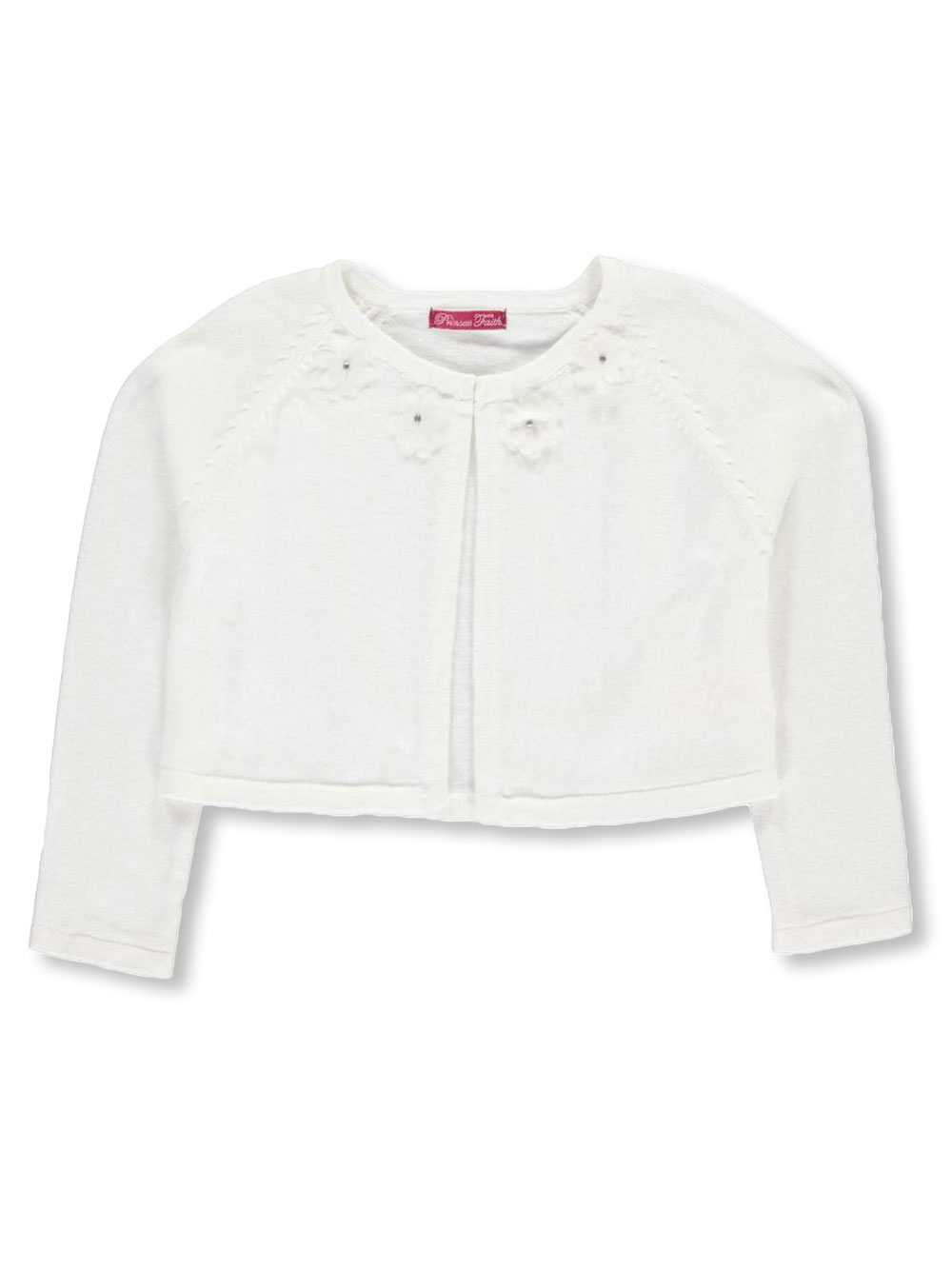 Size 4 Sweaters Shrugs for Girls