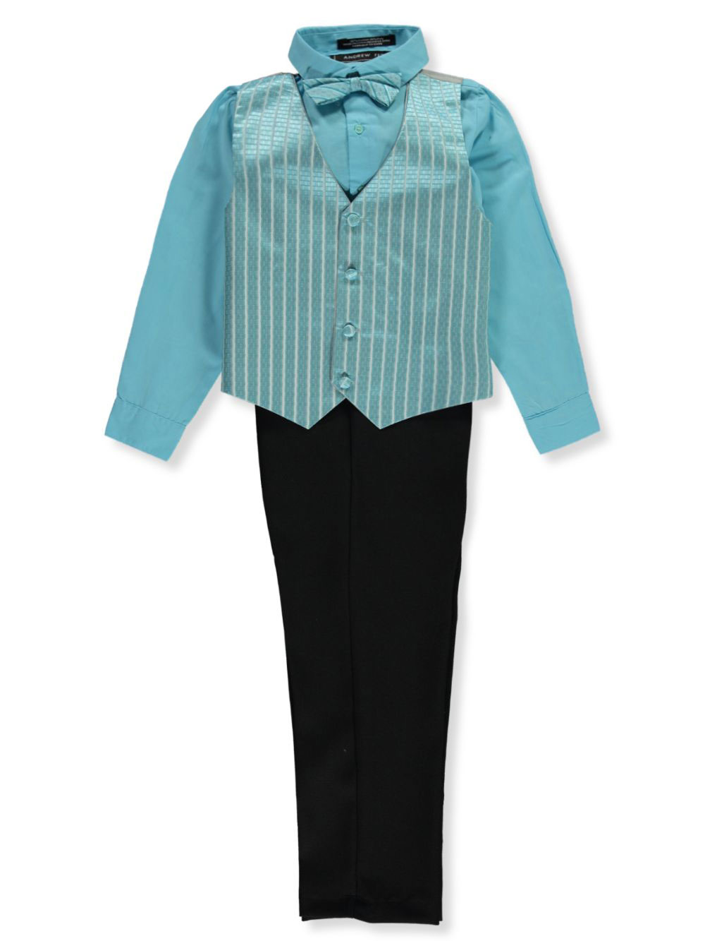 Turquoise Formal Pant Sets