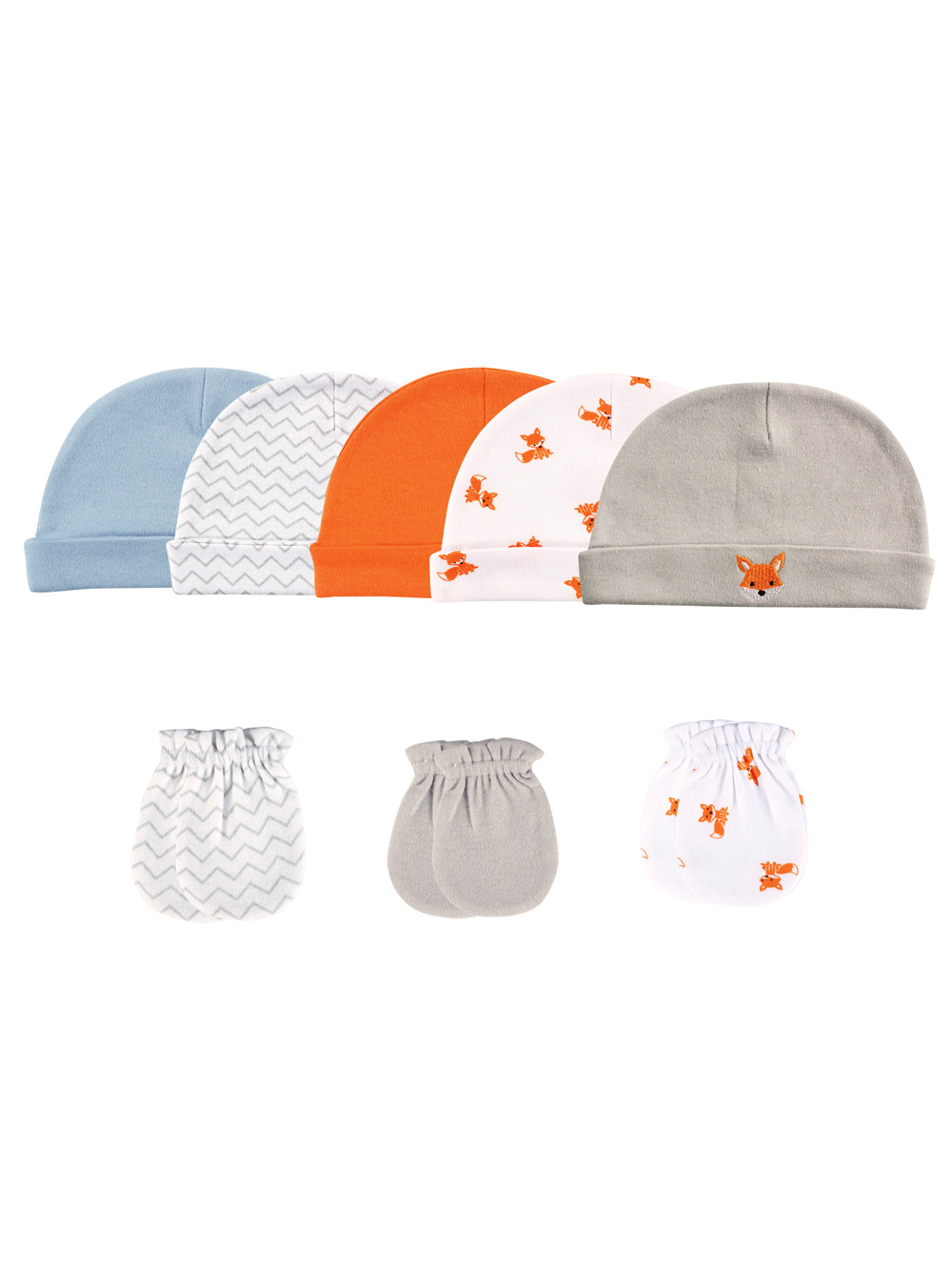Boys Gray Cold Weather Accessories