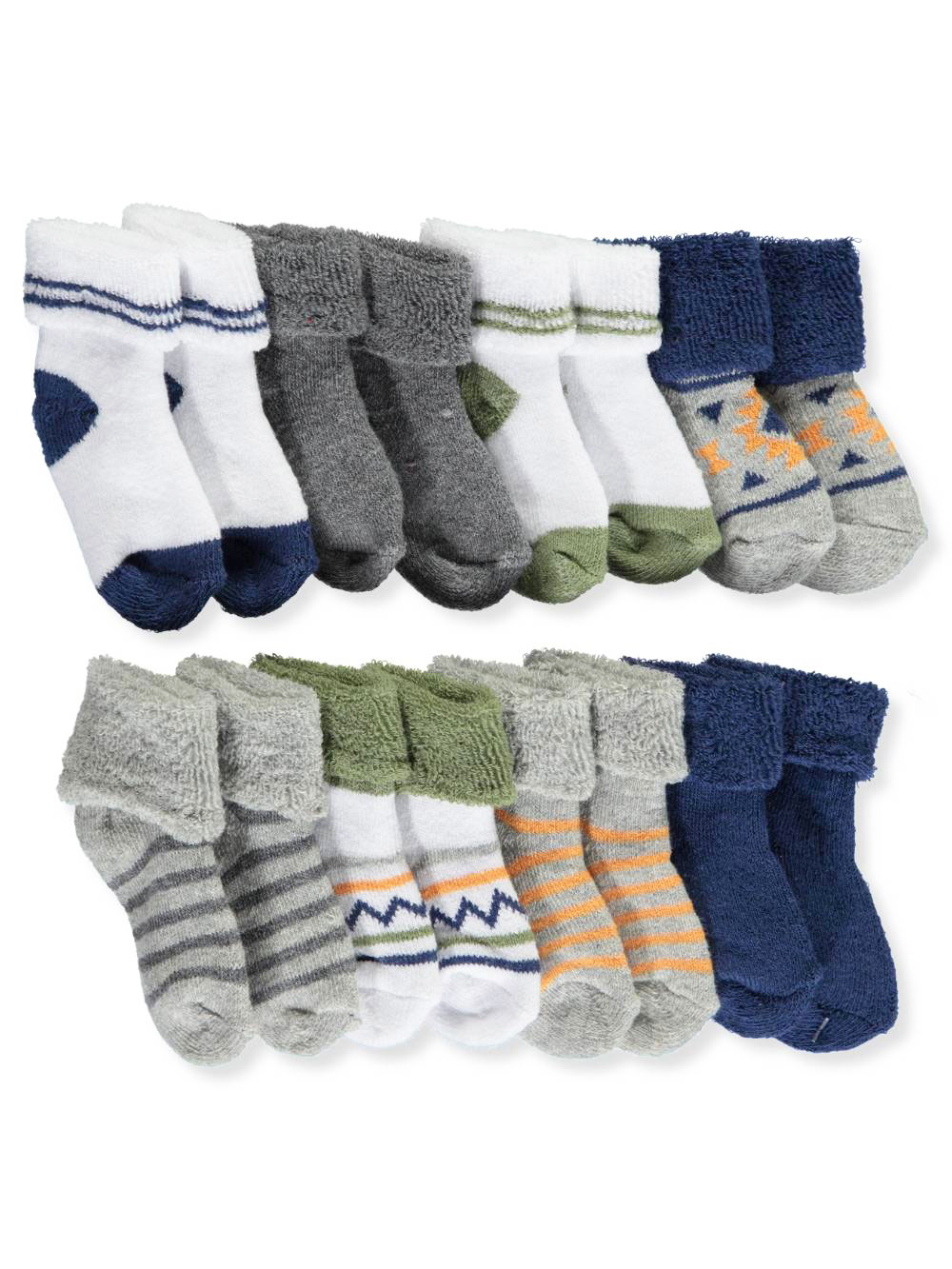 Boys Gray Socks