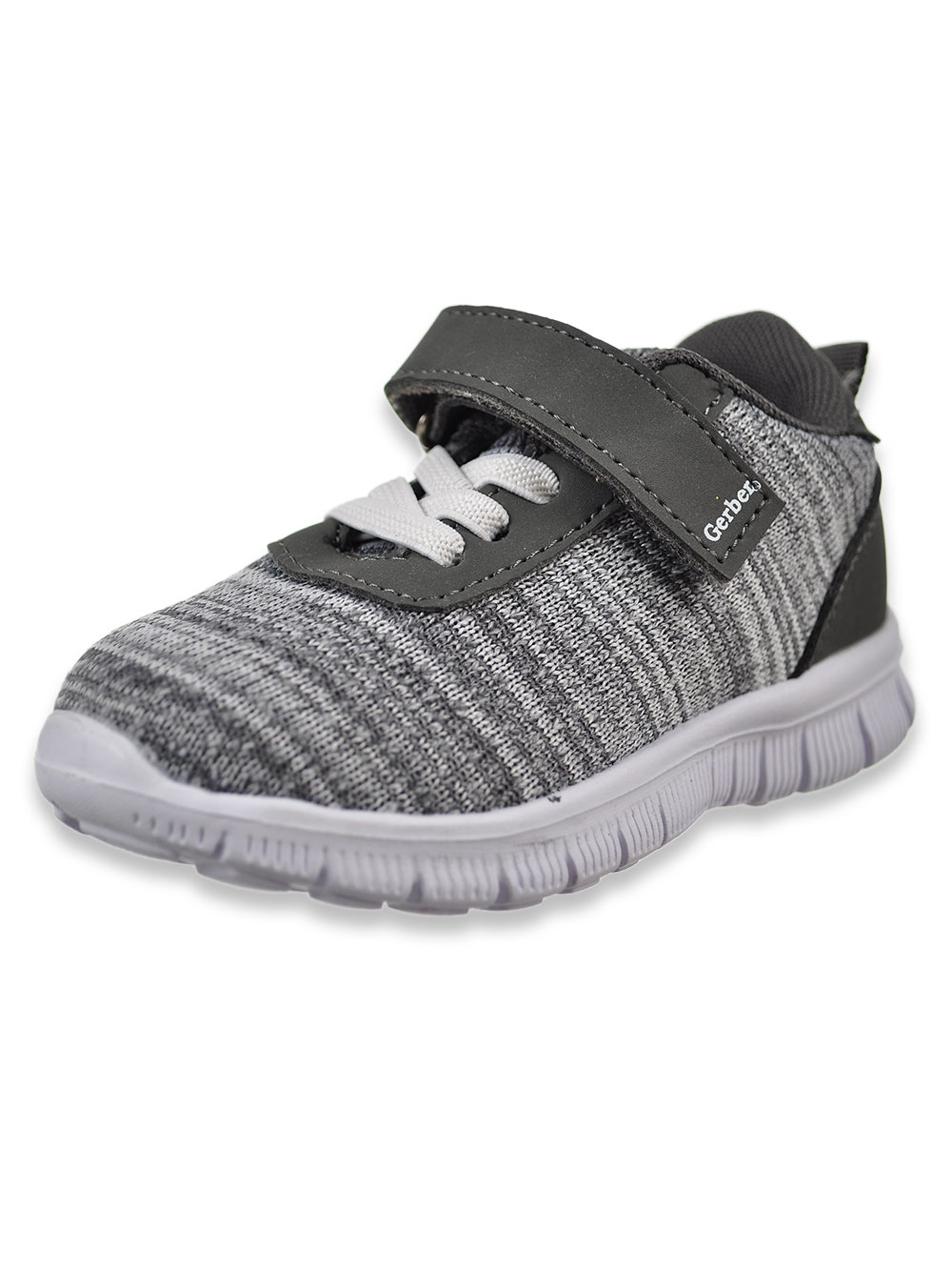 Boys Gray Sneakers