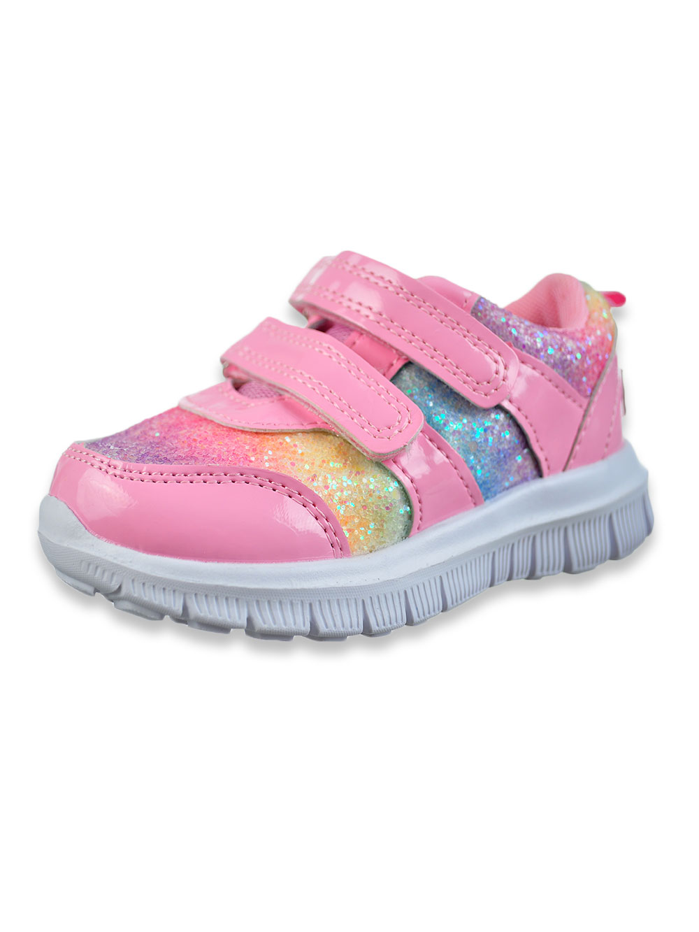 Girls' Glitter Sneakers